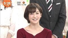 めざましテレビ 宮司愛海アナウンサー ショートヘアでかわいい画像