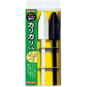 NHKまちかど情報室でひと粒ずつ種をまけるタキイ種苗カリカリくんが紹介