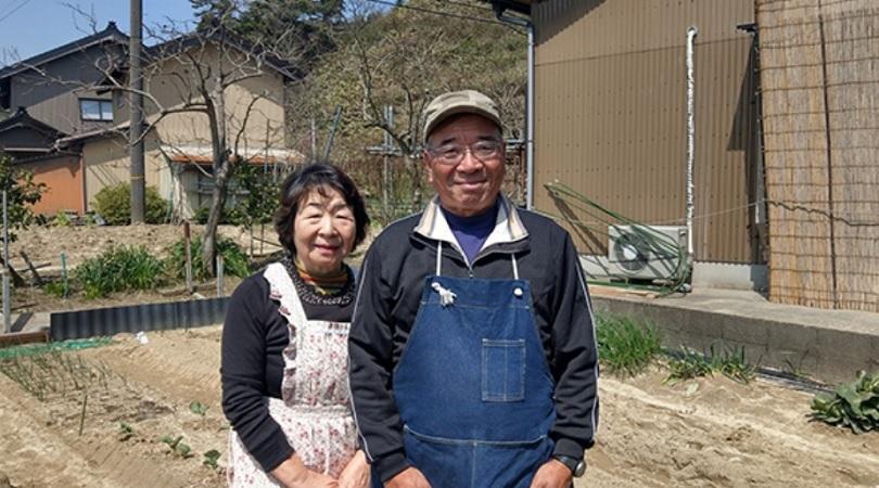 人生の楽園 石川・七尾市 久保田徹さんご夫妻 旅館